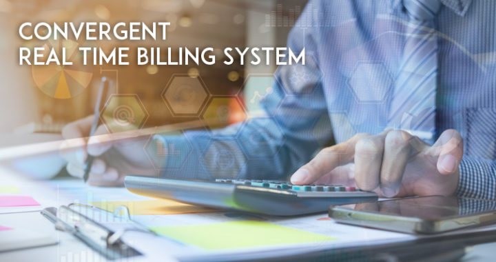 Convergent-Real-Time-Billing-System