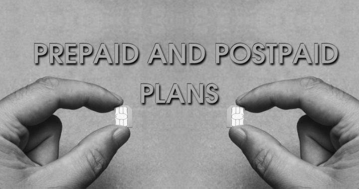 Prepaid-Postpaid-Plan